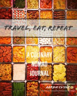 Travel, Eat, Repeat book cover