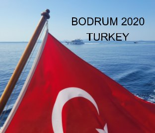 Bodrum 2020 book cover