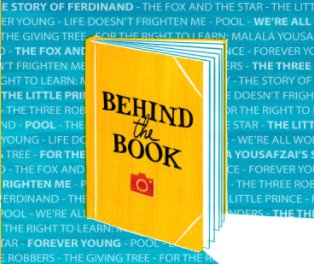 BEHIND the BOOK book cover