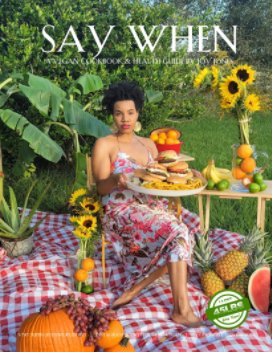 Say When book cover