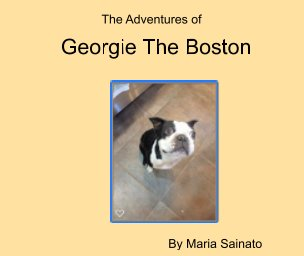 The Adventures of Georgie The Boston book cover