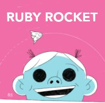 Ruby Rocket book cover