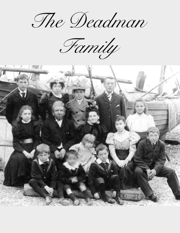 View The Deadman Family by Rosemary Newton