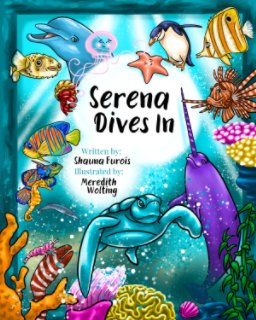 Serena Dives In book cover
