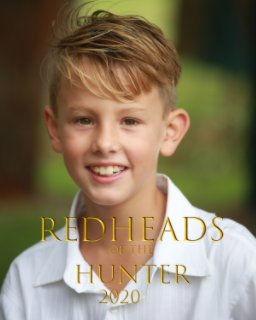 Redheads of the Hunter 2020 book cover
