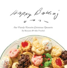 Happy Baking book cover