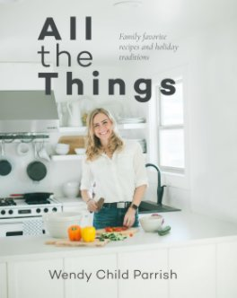 All the Things: book cover