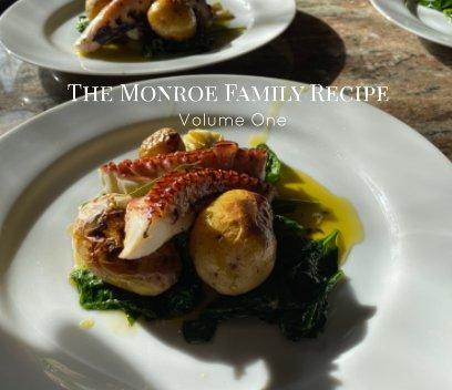 Monroe Family Recipe Book book cover