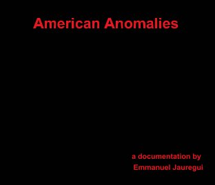 American Anomalies book cover