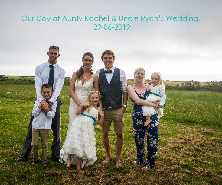 View Our Day at Aunty Rachel and Uncle Ryan's Wedding, 29/06/2019 by Alchemy Photography