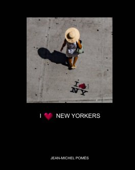 I love New Yorkers book cover