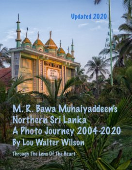 M. R. Bawa Muhaiyadeen's Northern Sri Lanka 2004 - 2020 book cover