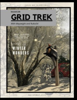 Grid Trek Magazine December 2020 book cover