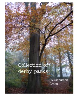 Derby parks book cover