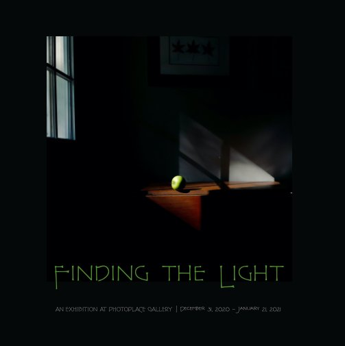 View Finding the Light, Hardcover Imagewrap by PhotoPlace Gallery