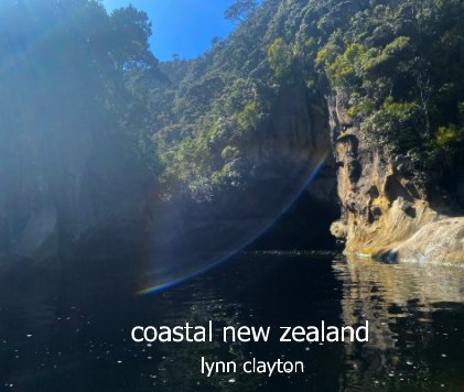 Coastal New Zealand book cover