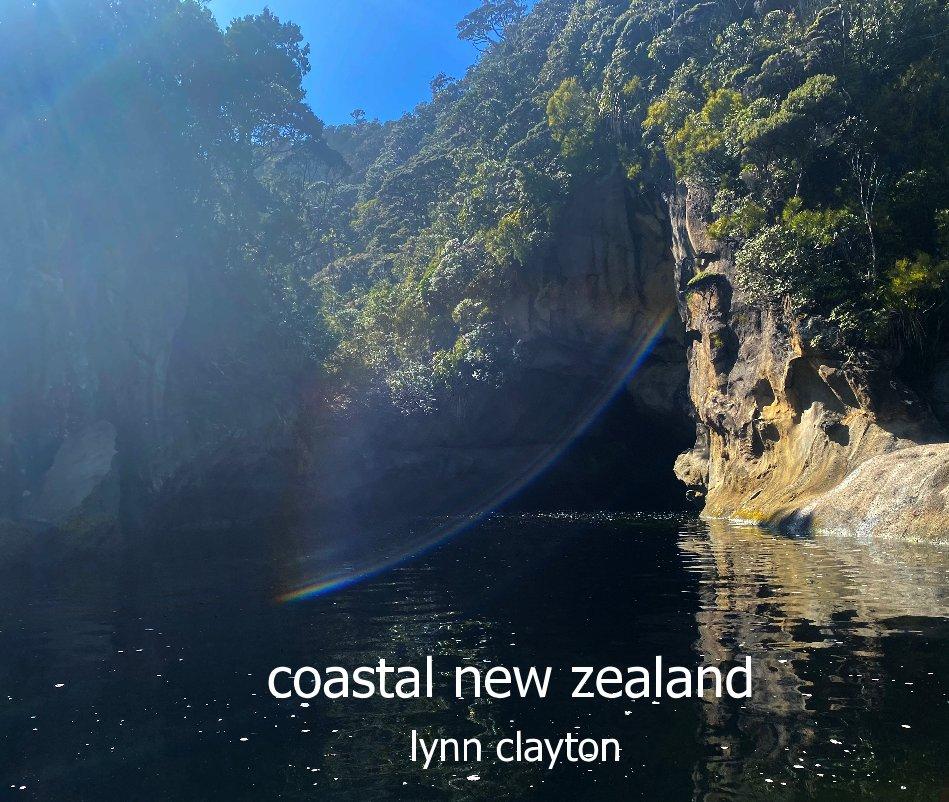 View Coastal New Zealand by Lynn Clayton