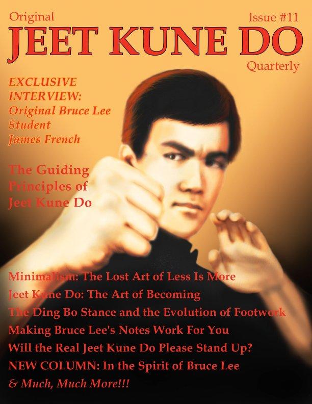 View Original Jeet Kune Do Quarterly Magazine - Issue 11 by Lamar M. Davis II