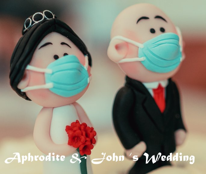View Aphrodite and John 's Wedding by Fab and Alice