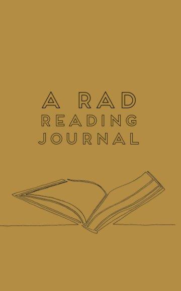 View A RAD Reading Journal by Rachel A. Dawson