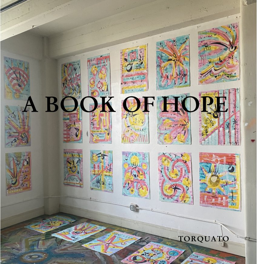 View A Book of HOPE by Michael Torquato deNicola