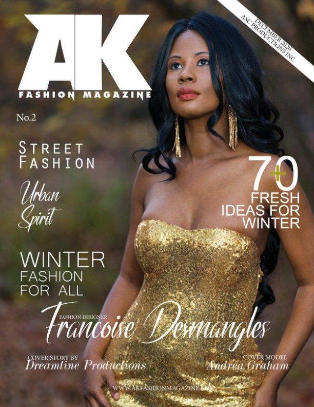 View AK Fashion Magazine by ASC Production INC