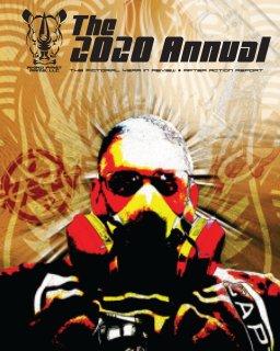 Rhino First Annual 2020 book cover
