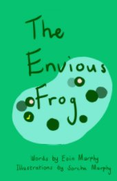 The Envious Frog book cover