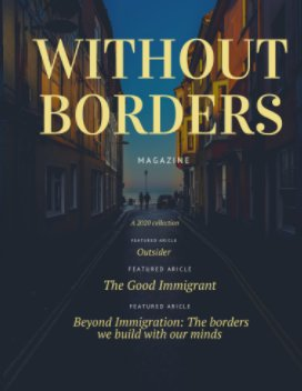 Without Borders Magazine book cover