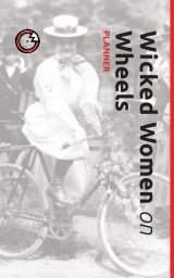 Wicked Women on Wheels book cover