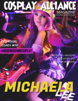Cosplay Alliance Magazine November 2020 Issue #20 book cover