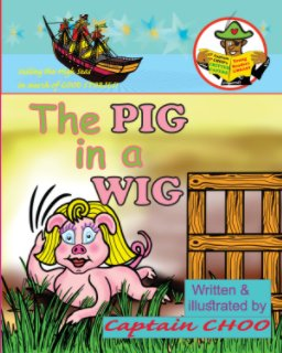 The PIG in a WIG book cover