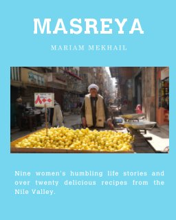 Masreya book cover