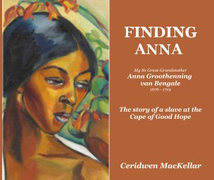 Finding Anna book cover