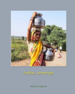 India conmigo book cover