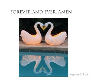 Forever and Ever, Amen book cover