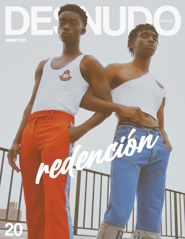 View Issue 20 by Desnudo Magazine