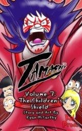 Tamashi Volume 7 book cover