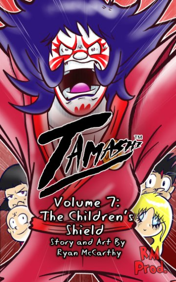 View Tamashi Volume 7 by Ryan McCarthy