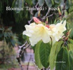 Bloomin' Taranaki - 2020 book cover
