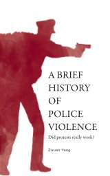 A Brief History of Police Violence book cover