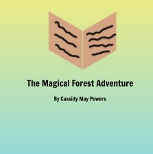 The Magical Forest Adventure book cover