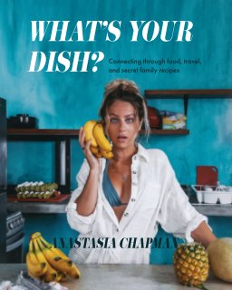 What's Your Dish? book cover