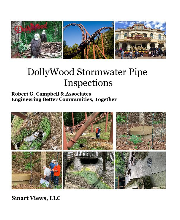 Bekijk DollyWood Stormwater Pipe Inspections op Smart Views, LLC