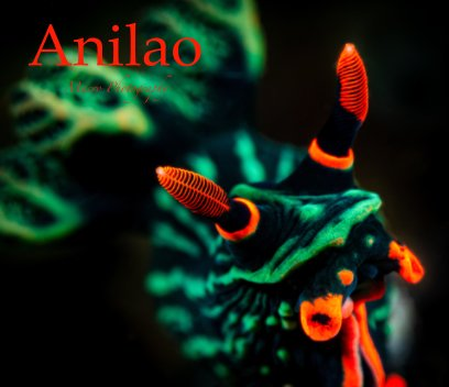 Anilao Macro Photography book cover