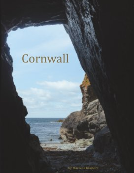 Cornwall book cover