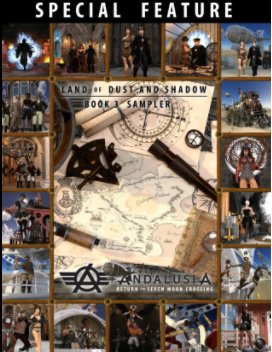 The Airship Andalusia Book 3 Sampler book cover