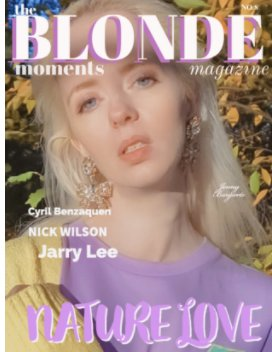 The Blonde Moments Magazine NO.8 book cover