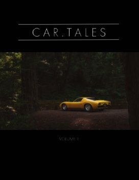 Car Tales Volume II book cover