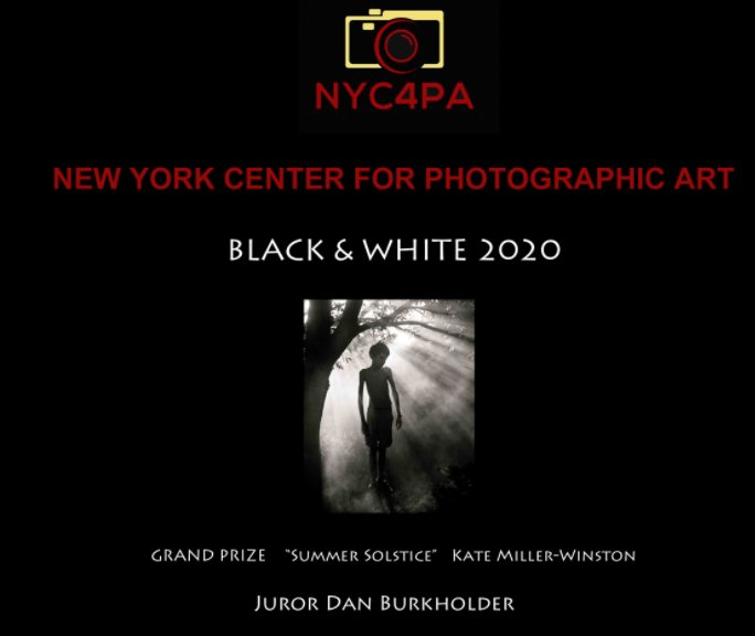 View Black and White 2020 by NYC4PA